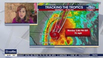 Tracking Isaias: Tropical storm to bring several inches of rain, strong winds