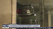 Montgomery County dealing with area wide flooding