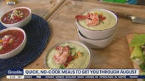 Quick, no-cook meals to get you through the summer