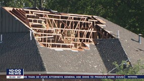 4 children treated for minor injuries as wind collapses roof at daycare in Doylestown