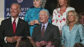 Jimmy Carter says Joe Biden must be our next president