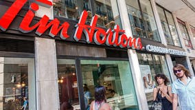 Tim Hortons offering free coffee, doughnuts to Americans whose trips to Canada were canceled due to COVID-19