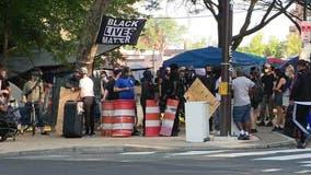 No decision on fate of encampment along Benjamin Franklin Parkway