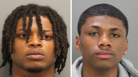 2 arrested, 1 sought in connection to burglaries, vehicle thefts in Kent County