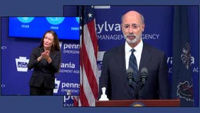Gov. Wolf sets Jan. 1 as recommended return date for sports in Pennsylvania