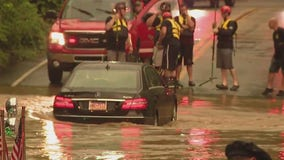Heavy downpours bring more flooding issues to area