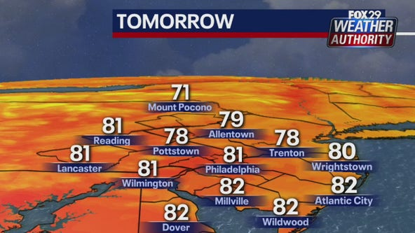 Weather Authority: More rain expected Friday; Flash Flood Watch issued for parts of the area