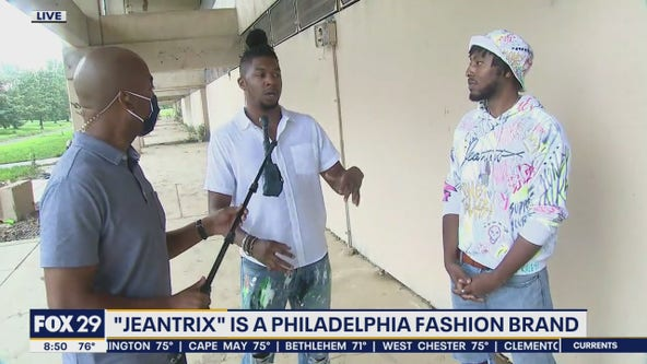 Philadelphia fashion brand Jeantrix featured in popular music videos