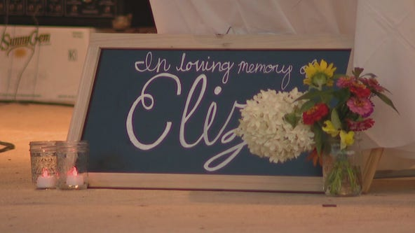Vigil held for 5-year-old girl swept away during Tropical Storm Isaias