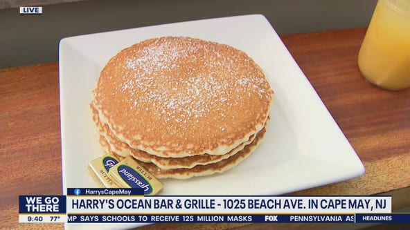 Breakfast With Bob: Harry's Ocean Bar and Grille
