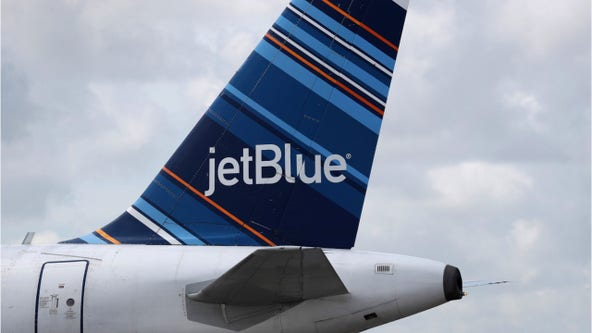 JetBlue says it will continue to block middle seats through mid-October as COVID-19 precaution