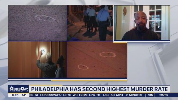 Philadelphia pastor talks about gun violence after murder of Zamar Jones