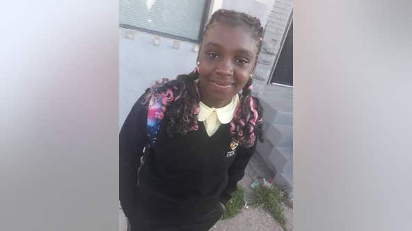 Philadelphia Police ask for help locating missing 14-year-old girl