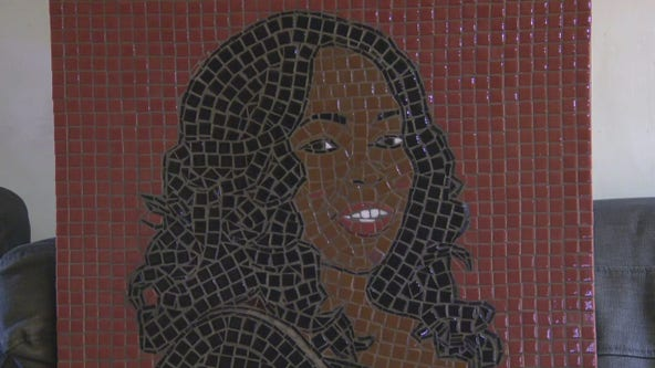 Collingswood mosaic artist using her talents to fight for racial justice