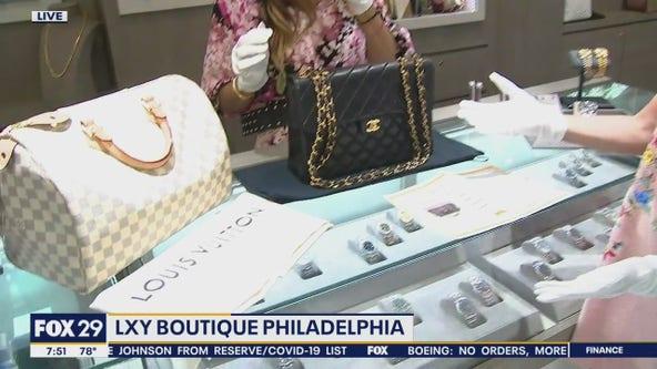 Buying luxury items to retain value