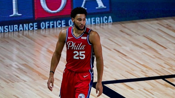 Report: Ben Simmons likely out rest of season following knee surgery