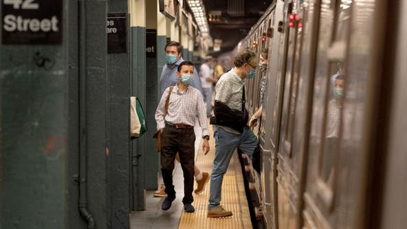 Is it safe to ride public transit during the COVID-19 pandemic?
