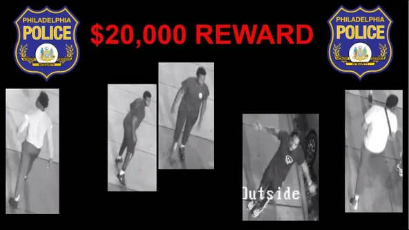 Police release video of four suspects in deadly Frankford shooting