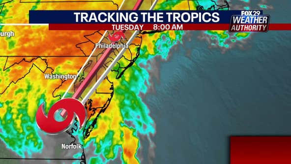 Isaias downgraded to tropical storm, warnings in effect for parts of tri-state area