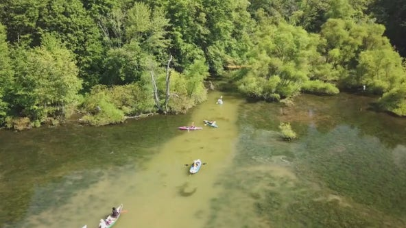 Thousands of gallons of drilling mud spills into lake from Mariner East pipeline project, DEP says