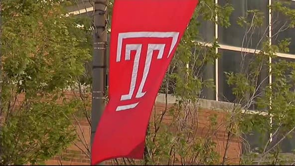 Temple police warn of a man inappropriately touching women on campus while riding scooter