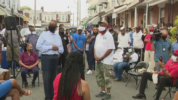 Emergency community meeting held after fatal shooting of 7-year-old boy in West Philly
