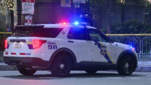 Police: Man, 37, stabbed in neck in Center City