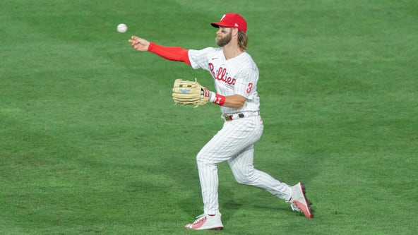 Bryce Harper's RBI in ninth lifts Phillies past Mets 6-5