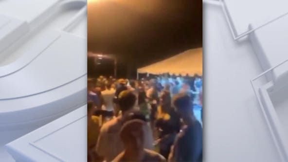 Villanova warns students after video shows large gathering on campus