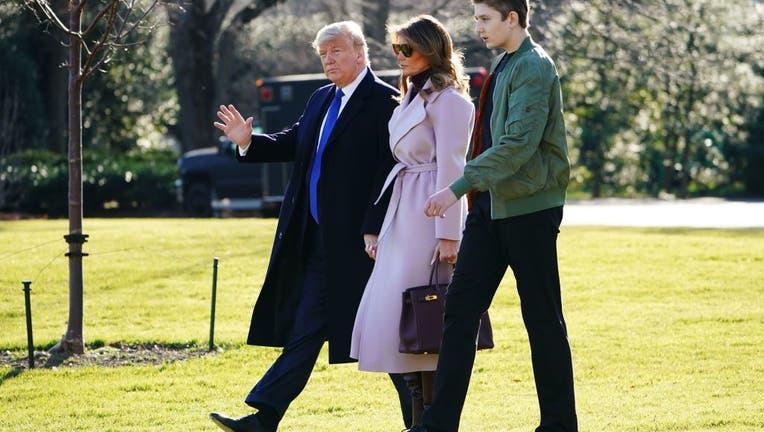 US-POLITICS-TRUMP-departure