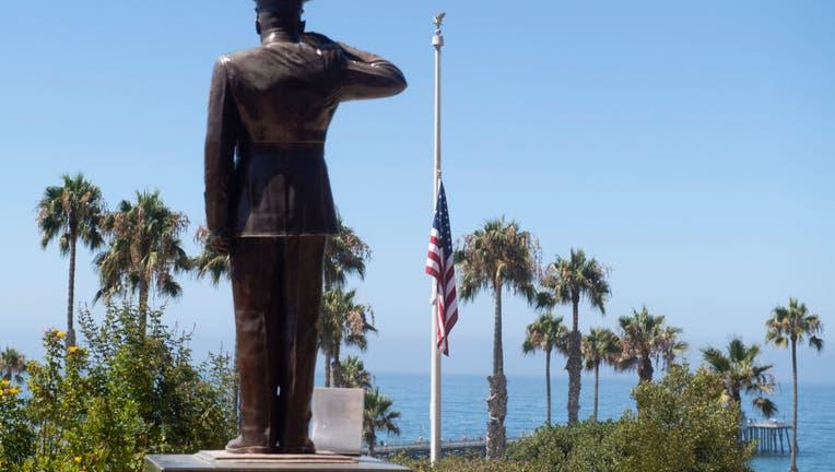 San Clemente, CA mourns Camp Pendleton Marine