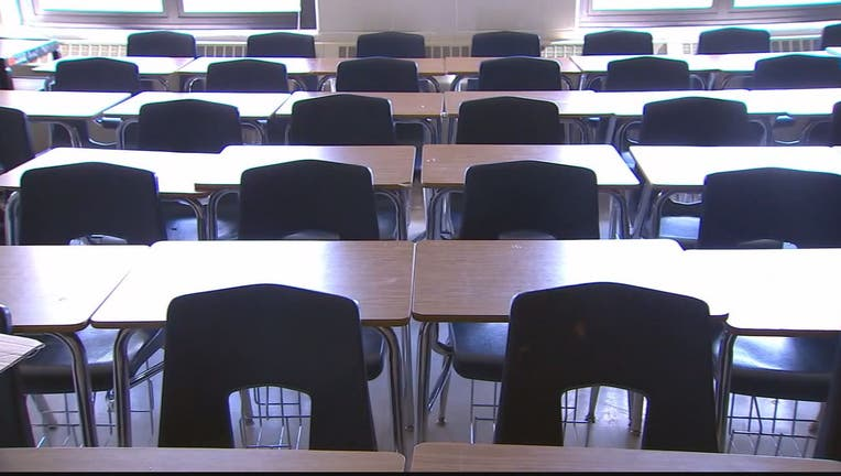 Classroom School Desks