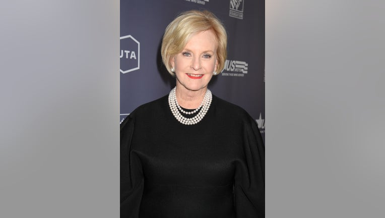 GETTY Cindy McCain 081820
