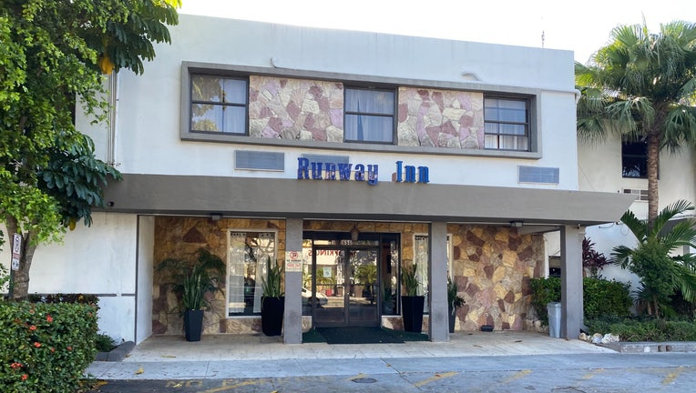 runway motel miami
