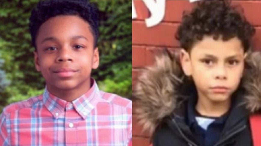 Police search for 2 boys, ages 12 and 8, missing from Francisville