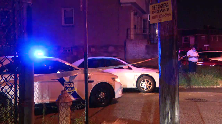 Police: 19-year-old shot three times in Frankford