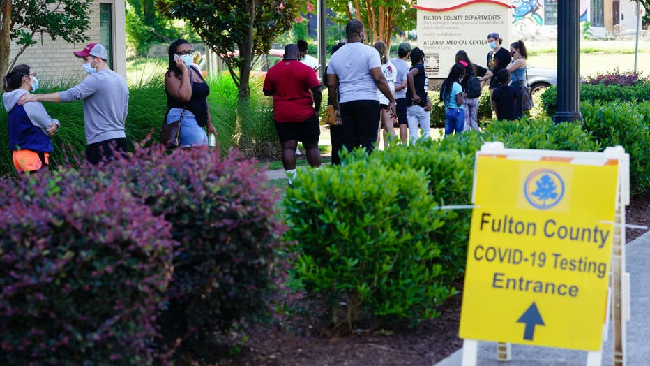Atlanta Returns To Phase 1 Of Coronavirus Reopen Schedule As Cases Continue To Spike In State