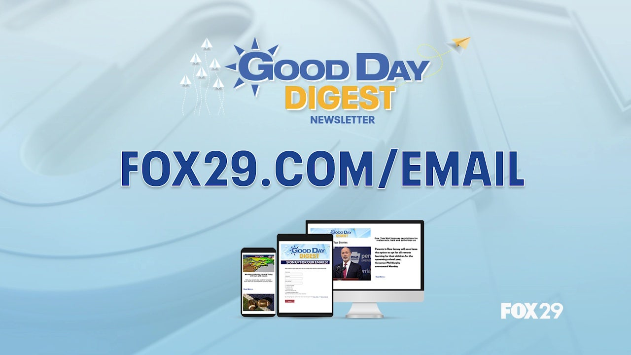Get your 'Good Day Digest!'