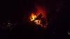 Firefighters battle 3-alarm house fire in Trenton