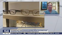 Study says wearing glasses could help protect against COVID-19