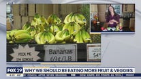Registered dietitian wants to help people eat more fruits and vegetables