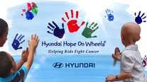 Hyundai Hope on Wheels: Helping Kids Fight Cancer