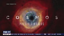 A behind the scenes look at return of 'Cosmos' on FOX