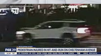 Woman killed in Cheltenham Township hit-and-run, driver remains at large