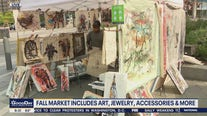 Made in Philadelphia Fall Market sets up shop in Dilworth Park