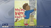 'Why My Hero Had to Go' children's book helps kids know they're not alone when parents are deployed