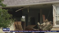 Levittown man confronts adversity after car plows into home