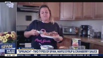 Local chef has two recipes in the Ultimate Spam Cookbook