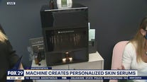 KP Aesthetics has a machine that creates personalized skin serums