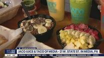 Jaco Juice and Taco of Media